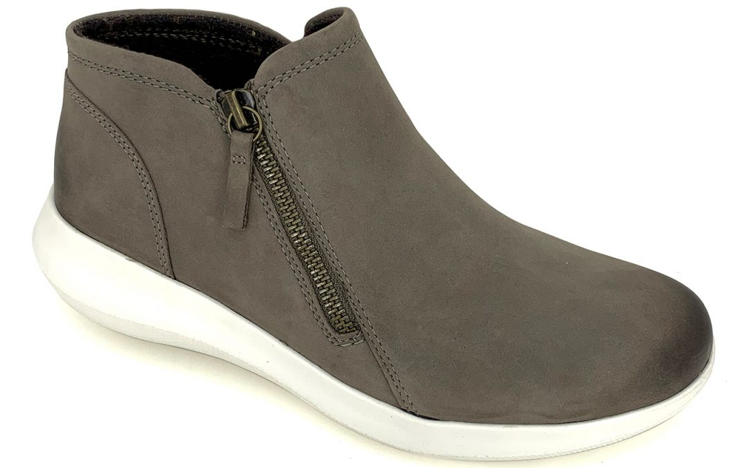Shoe Spa Favorite Shoe: Aetrex Serena Designer Women's Ankle Boot
